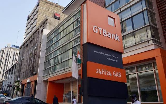 How to check GTBank account number