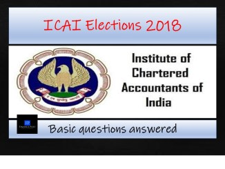 Update on ICAI Elections 2018 - 7th & 8th December 18
