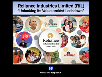 """Reliance Industries Limited (RIL) – """"Unlocking its Value amidst Lockdown"""""""