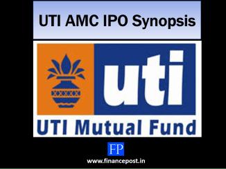 UTI AMC IPO synopsis