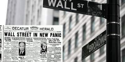 Krach boursier 1929
