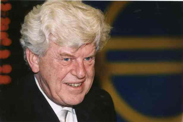 Président de la BCE Wim Duisenberg