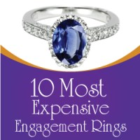 10 Most Expensive and Beautiful Engagement Rings: Beyonce ...