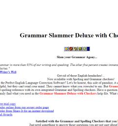 grammar slammer [ 1350 x 635 Pixel ]