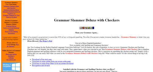 small resolution of grammar slammer