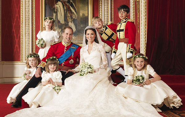 william - 10 World Most Expensive Weddings In History