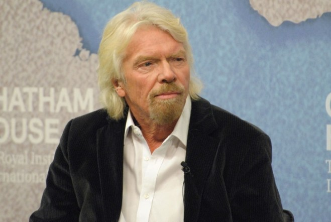 Richard Branson Leadership Style