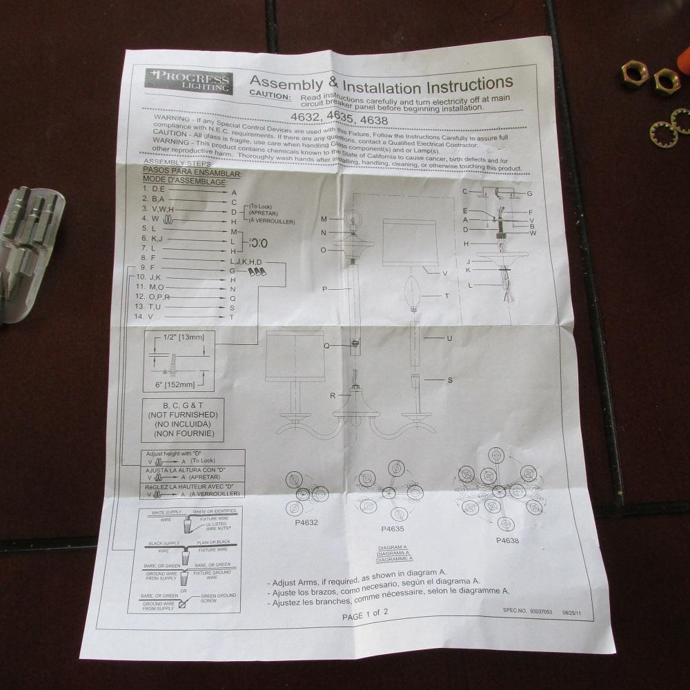 painless wiring installation instructions viper 5701 remote start diagram progress lighting chandelier install & reveal - financial best life