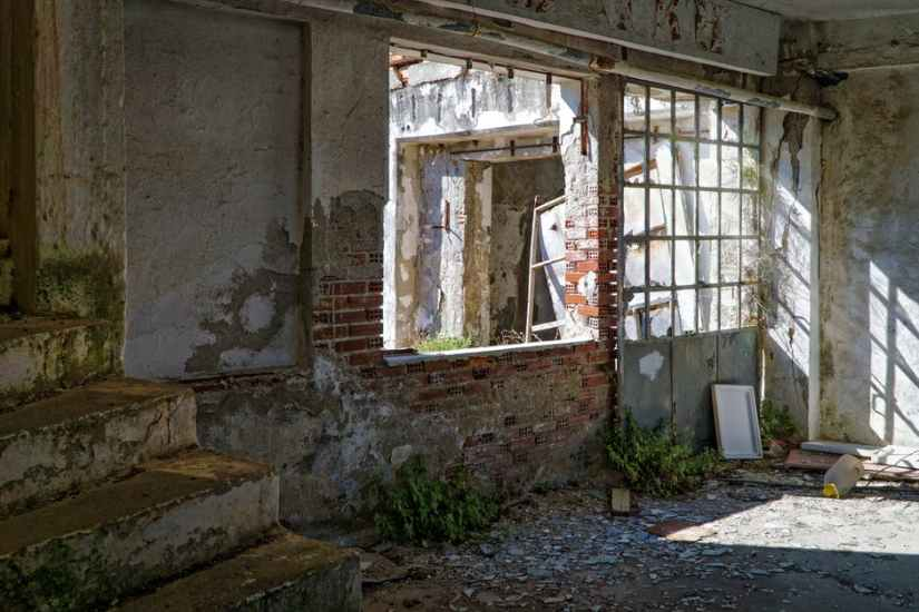 perils of a fixer upper