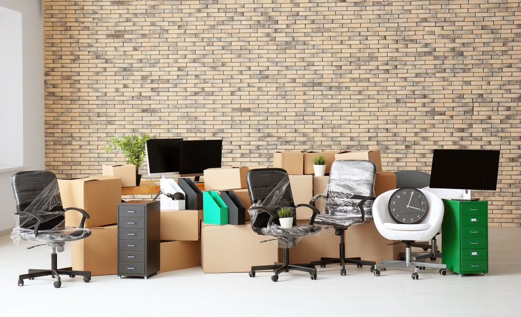 relocating your office