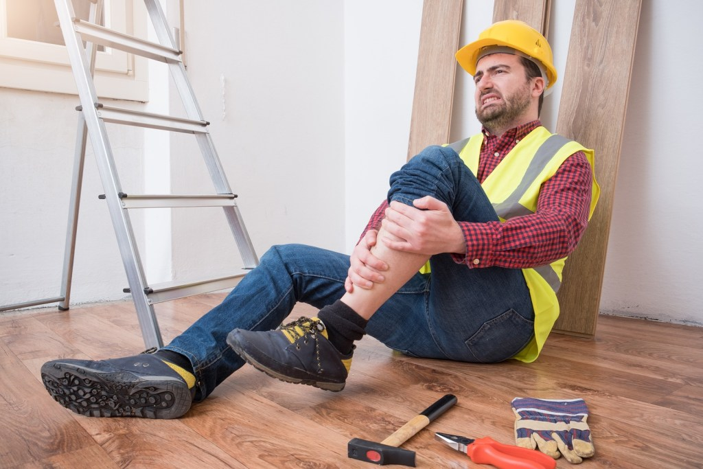 minimize injury in the workplace