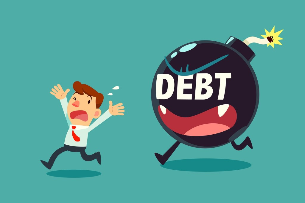 The Debt Monster And How To Destroy IT
