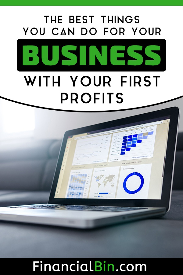 Best Things You Can Do For Your Business With Your First Profits