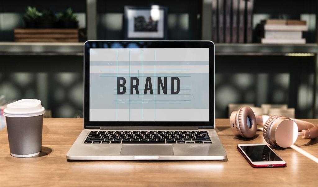 4 Tips to Building A Strong Brand Identity