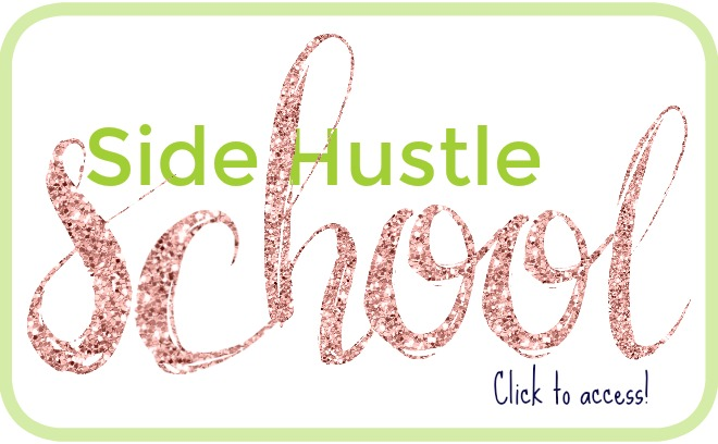 Side Hustle School by Financial Freedom Footsteps - Start your profitable side hustle today!