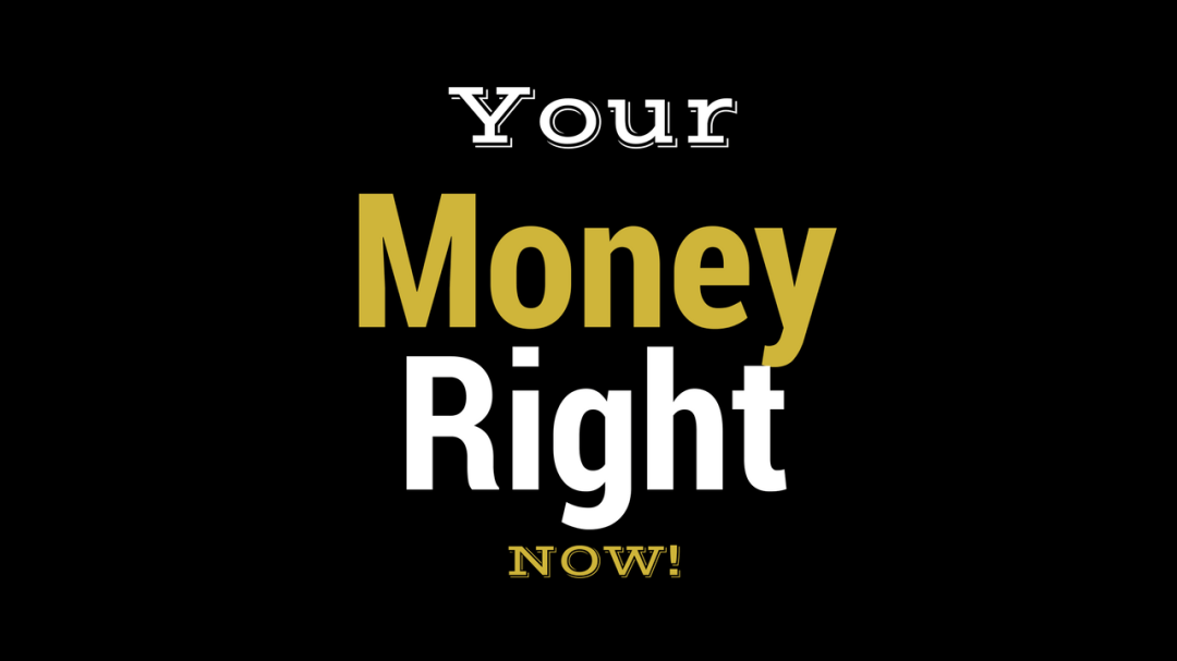 your money right now   course 1