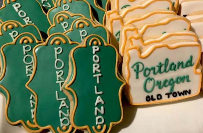 portland oregon cookies