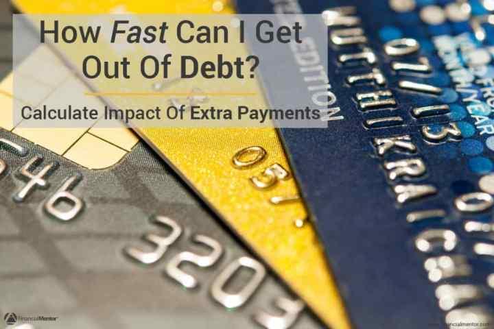 Debt reduction plan