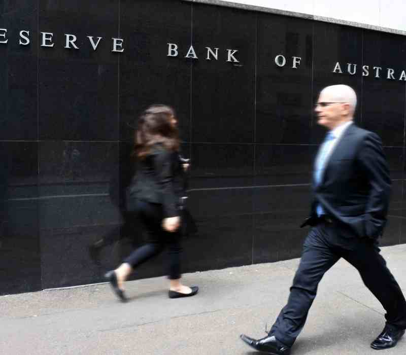 AMP's Oliver Says RBA Doesn't Have Any Options