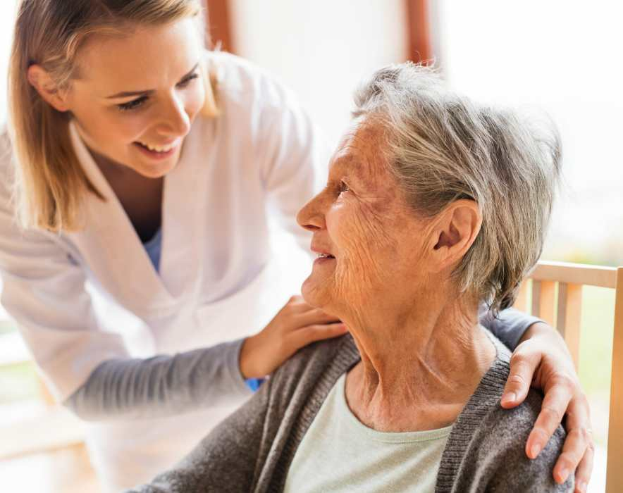 Being prepared for aged care
