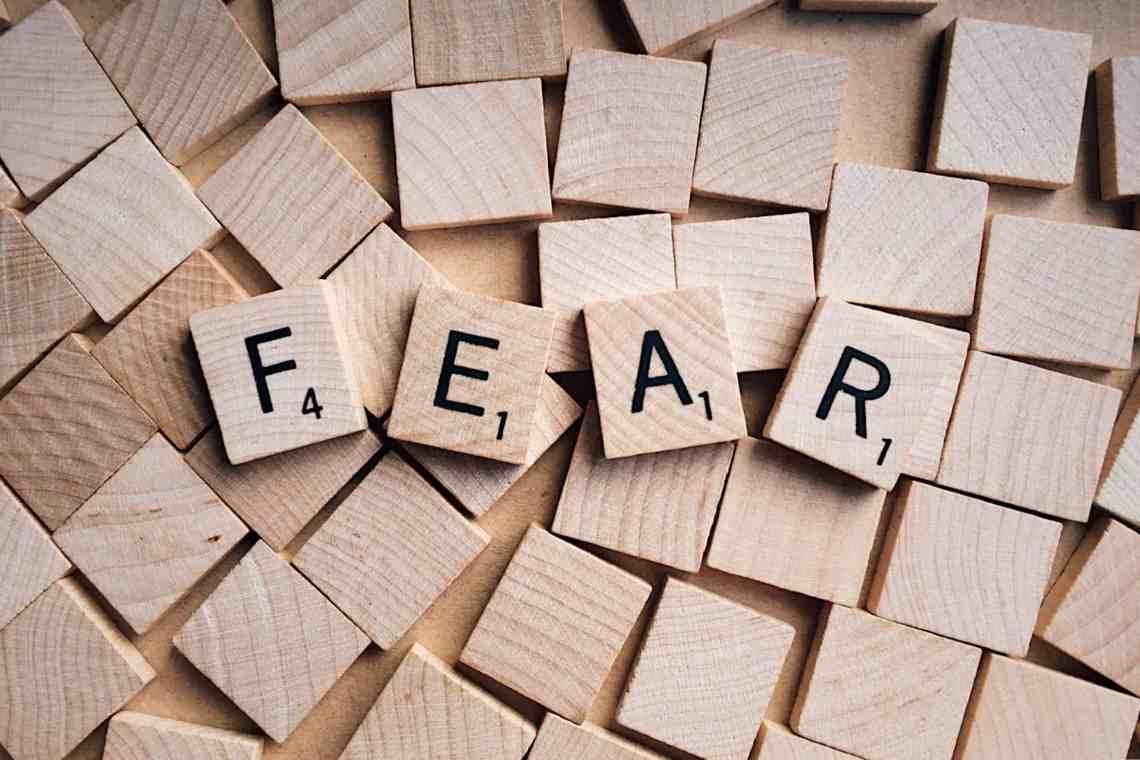 Fear-Mindset