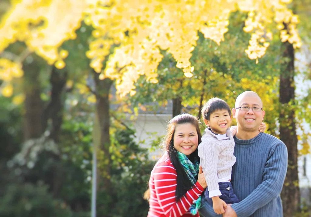 Tackling six-figure debt in a new country photo of by 50 journey's family. Debt Free Living