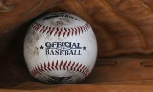 Picture of an official youth league baseball