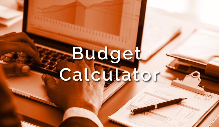 Budget Calculator / Planner
