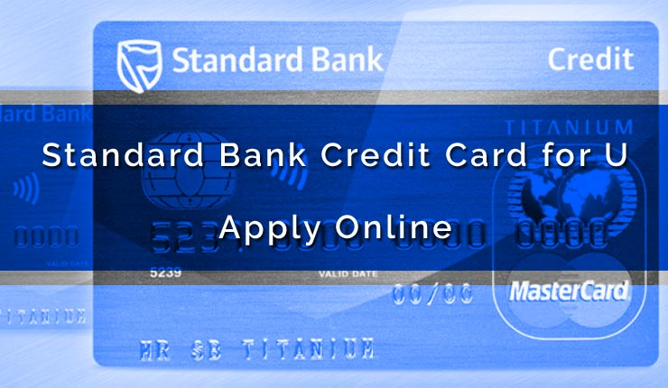 Standard Bank Credit Card