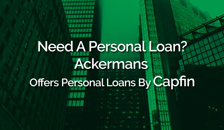 Ackermans Personal Loan