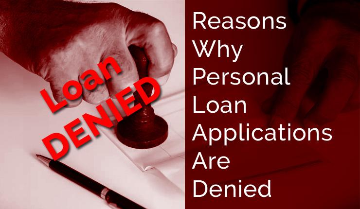 Personal Loan Got Denied?