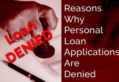 Personal Loan Got Denied