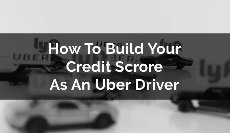 Urber Driver Credit Score