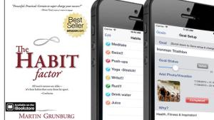 The Habit Factor® is the ONLY app to feature HABIT ALIGNMENT TECHNOLOGY™ enabling you to achieve more in less time by aligning numerous critical habits to your goals!
