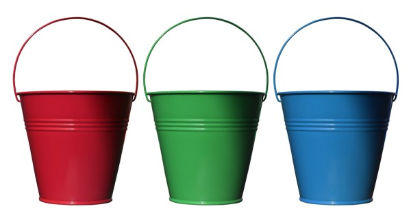 How to invest money in UAE, using the 3 bucket investment approach?