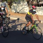 Botswana first lady in cycling tour to end GBV
