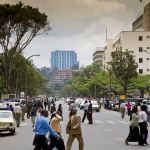 Africa's economy snails behind galloping others