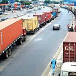 Lagos begins towing of abandoned trucks