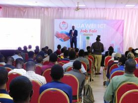 'Huawei's job fair charts path for ICT growth'