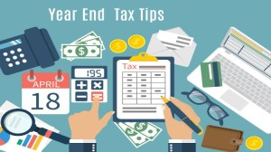5 Crucial End of Year Tax Tips