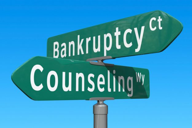 bankruptcy and counseling