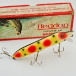 Heddon Vamp Lure Strawberry Spot Color Code S