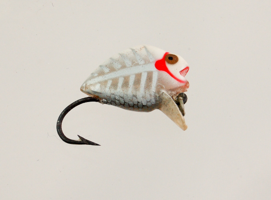 Heddon Punkie Spook Lure White Shore