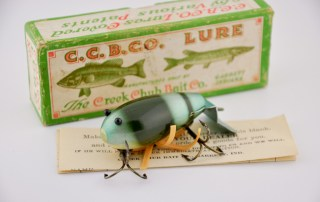 Creek Chub Baby Crawdad Lure