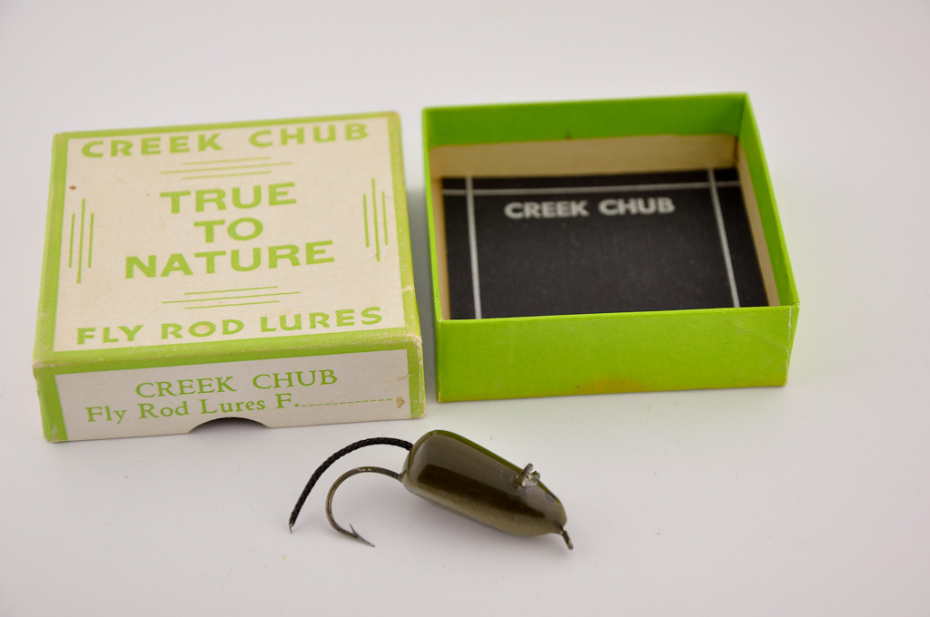 Creek Chub Fly Rod Mouse Lure