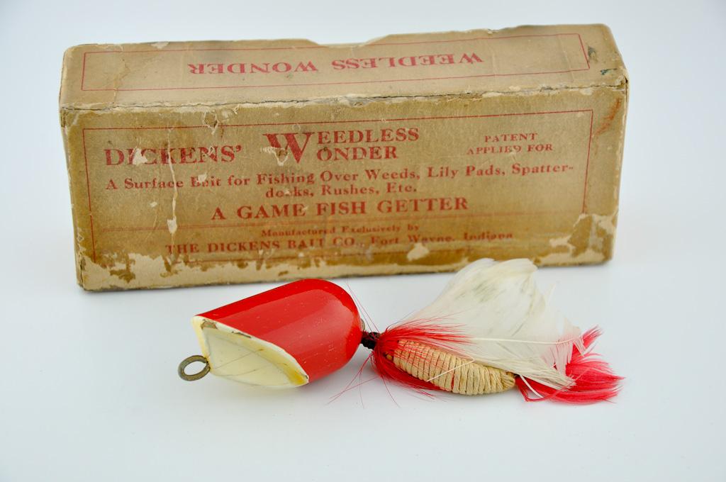 Dickens Weedless Wonder Lure