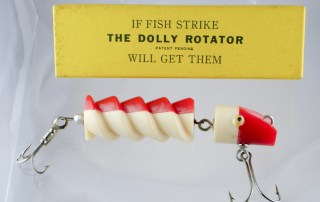 Dolly Rotator Lure in Box