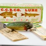 Creek Chub Wag Tail Chub in Box Combo