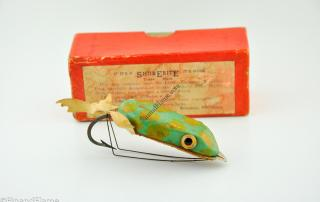 Shurebite Type II Frog Antique Lure