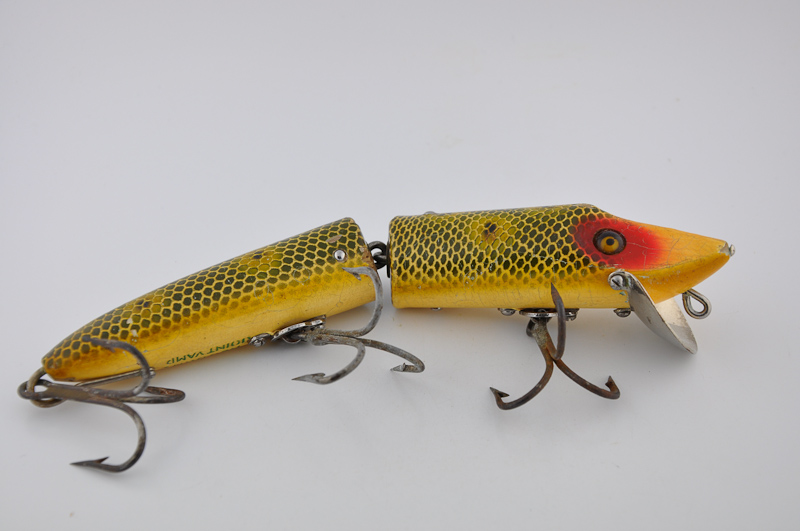 Heddon Giant Jointed Vamp Lure Frog Scale